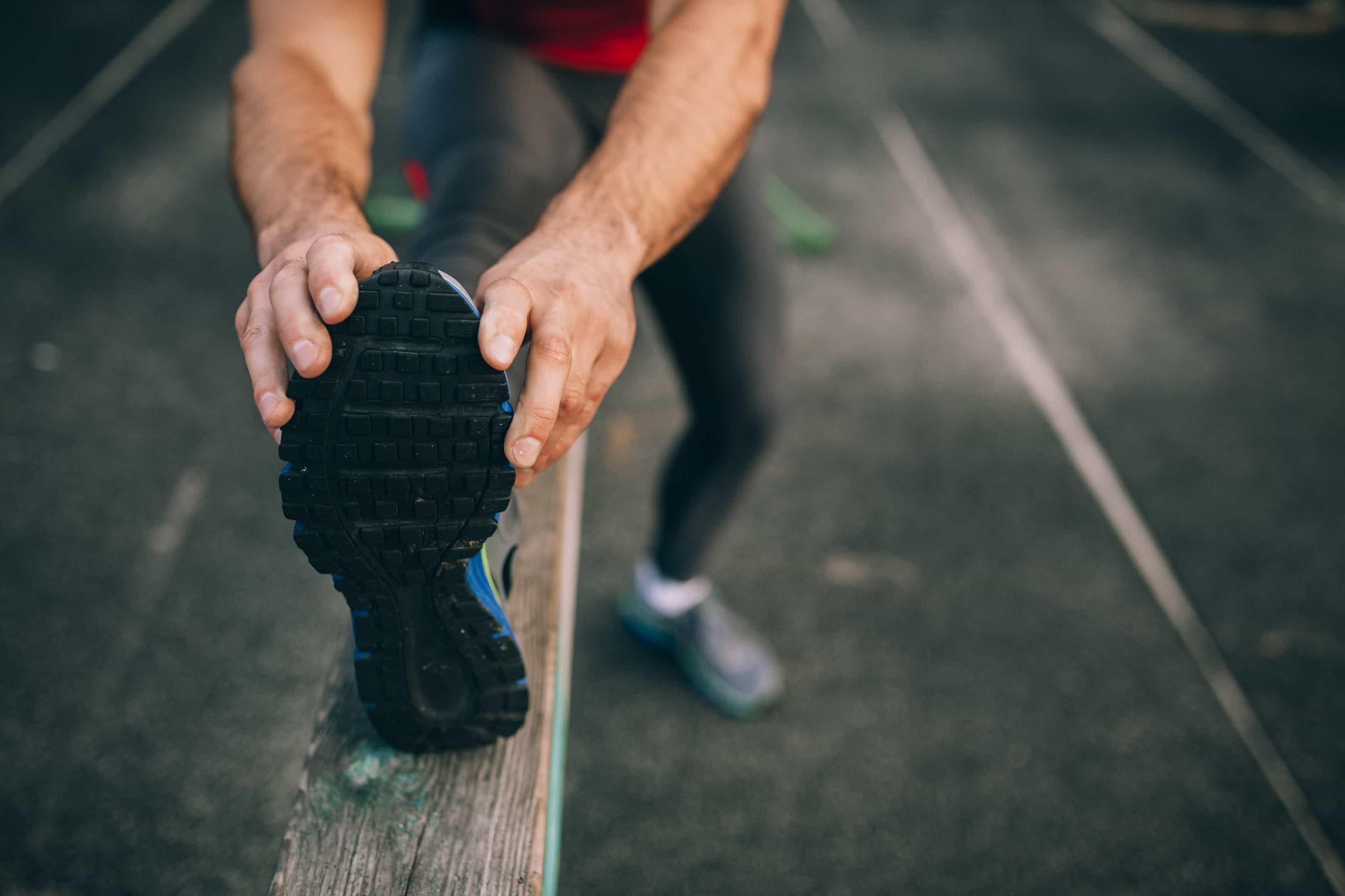 Fascia Care For Your Next Big Race